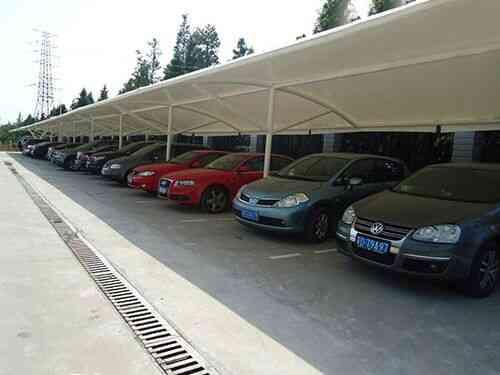 「膜结构车棚」检验是否合格的方法有哪些