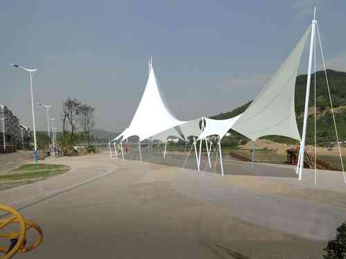 「景观膜结构」ETFE在景观中的应用