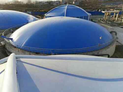 「充气膜建筑」在煤棚与各种场馆的应用