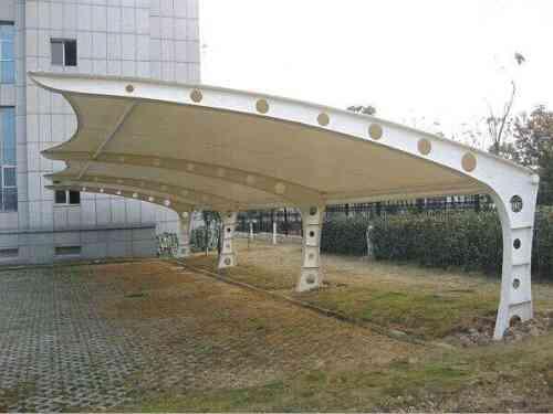 「膜结构停车棚」突出的优点有哪些?