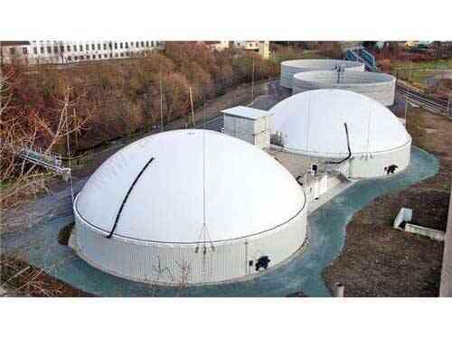 「污水池加盖」安装的整个流程
