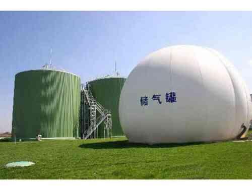 「充气膜结构」在场馆与煤棚中的应用