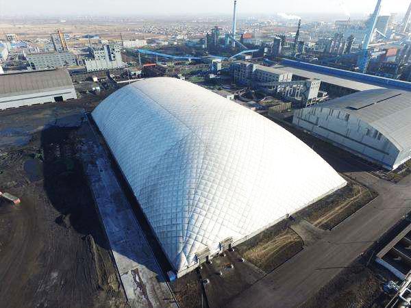 「充气膜煤场」智能控制系统有哪些?