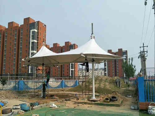 「膜结构遮阳雨棚公司」带您了解和认识遮阳棚