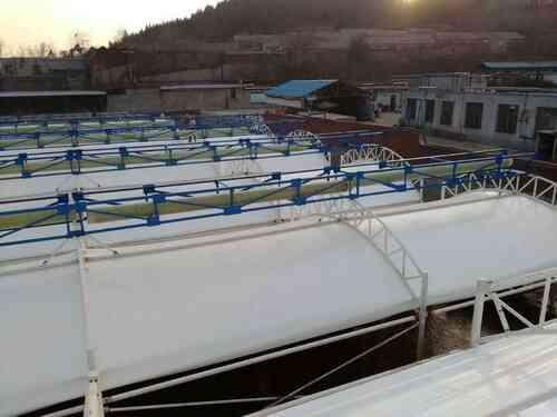 「污水池加盖」厂家应具备的售后与服务
