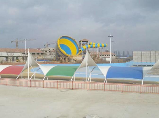 游乐园/游乐场膜结构遮阳5大特点