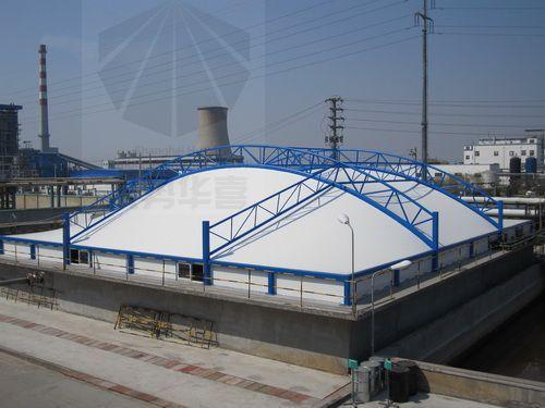 「污水池封闭反吊膜」研究与应用的详解