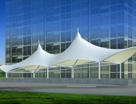 膜结构顶棚工程抗风能力如何?